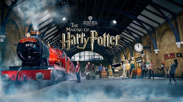 Londres et les studios d'Harry Potter