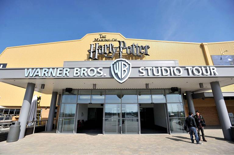 Londres et studios Harry Potter